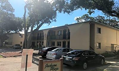 Jackson Plaza Apartments, 0