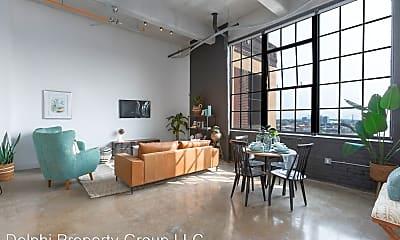 Living Room, 2000 North 2nd Street, 0