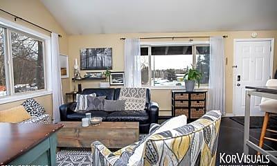Living Room, 1441 E 17th Ave, 1