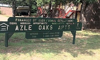 Azle Oaks Apts, 1