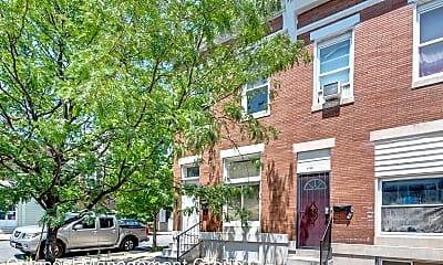 Building, 3020 McElderry St, 1