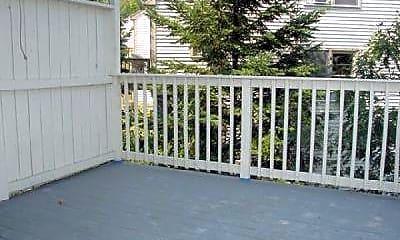 Patio / Deck, 40 Newton St. #2, 2