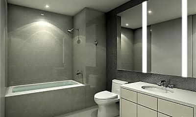 Bathroom, 400 S Broadway 3207, 1