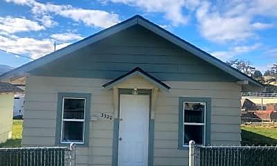 Building, 3320 School St, 0