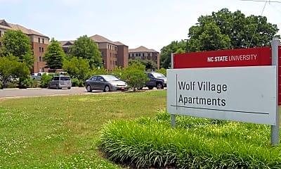 Wolf Village at NC State, 1