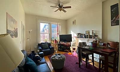 Living Room, 250 Warner St, 1