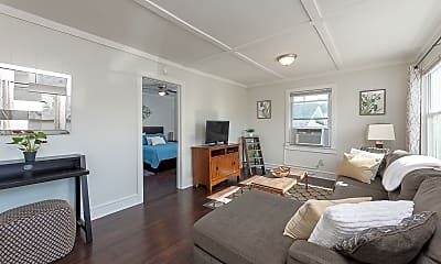 Living Room, 29 S Front St, 1