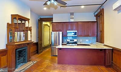 Kitchen, 2029 Walnut St 1R, 0