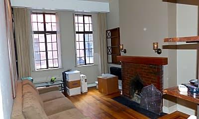Living Room, 161 W 10th St, 0