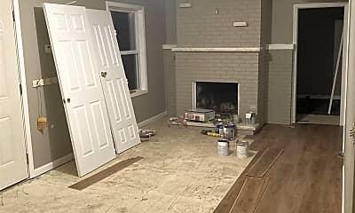Living Room, 3514 Brandon St, 2