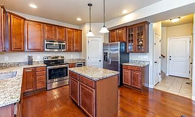 Kitchen, Lorson Ranch Homes, 1