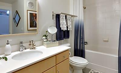 Bathroom, Post South Lamar, 2