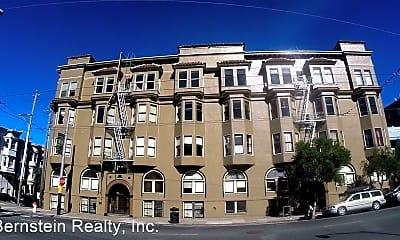 Building, 1296 Haight St, 0