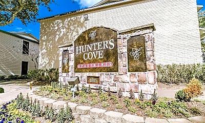 Community Signage, Hunters Cove, 2