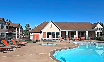 Pool, Parc at Rogers, 0