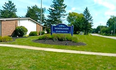 Woodlands Apartments, 1