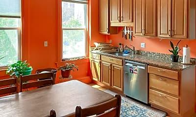 Kitchen, 21 Essex St, 1