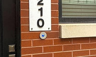Bedroom, 1210 Marcy Plaza, 2
