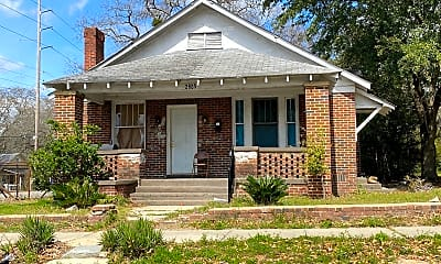 Building, 2605 Bratton St, 0