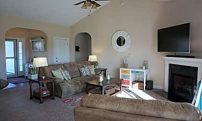 Living Room, 100 Paddle Trail Ln, 1