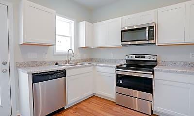 Kitchen, Zion Place, 1