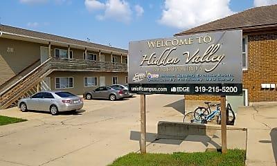 Hidden Valley Apartments, 1