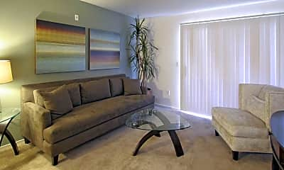 Living Room, Rancho De Montana, 1