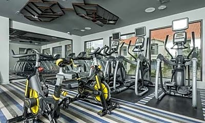 Fitness Weight Room, 77019 Properties, 1