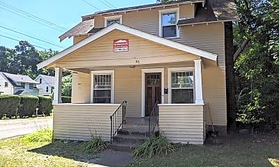 Building, 316 Elizabeth, 0