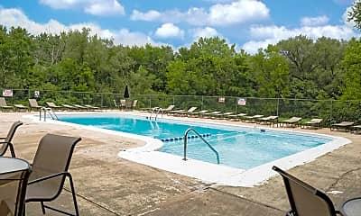 Pool, Garden Quarter Apartments, 0