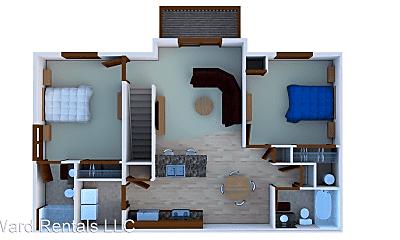 Bedroom, 1220 Sunset St SW, 1
