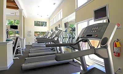 Fitness Weight Room, Sugar Mill, 2