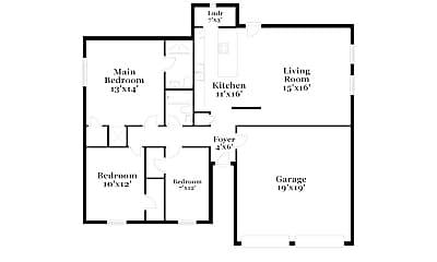 Building, 541 Linda Dr, 1