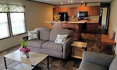 Living Room, 2220 Dunkelberg Rd, 1