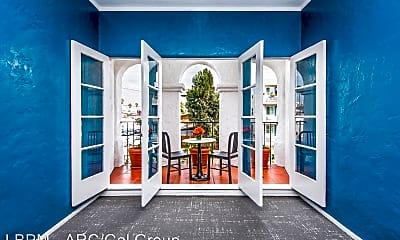 Patio / Deck, 1439 N Curson Ave, 2