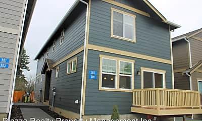 Building, 309 N Oak St, 0