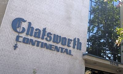 Chatsworth Continental, 0