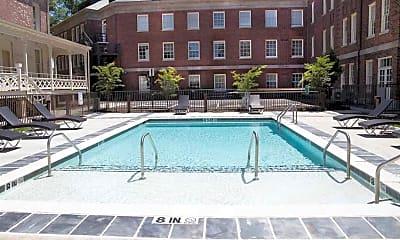 Pool, 360 Metal Museum Dr 101, 2