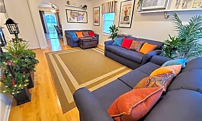 Living Room, 39 Nash Pl, 1