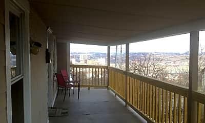 Patio / Deck, 986 E Warrington Ave, 0