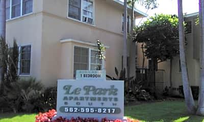 Le Park Apartments South, 1