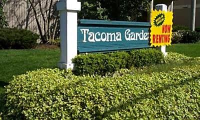 Tacoma Gardens Apartments, 1