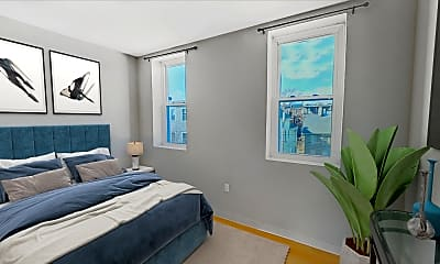 Bedroom, 215 Saratoga Street, Unit 3, 0