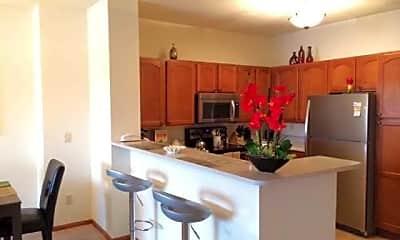 Kitchen, Norhardt Crossing Apartments, 2