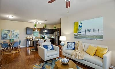 Living Room, Springs at Port Orange, 0