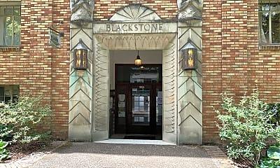 Blackstone Residence Hall, 1
