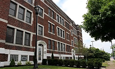 Building, 1015 Amherst Street, 0