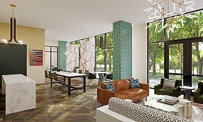 Living Room, 555 W 19th St, 0