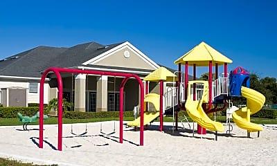 Playground, Wilmington Apartments, 2
