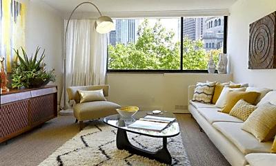 Living Room, 114 Edgerly Rd, 2